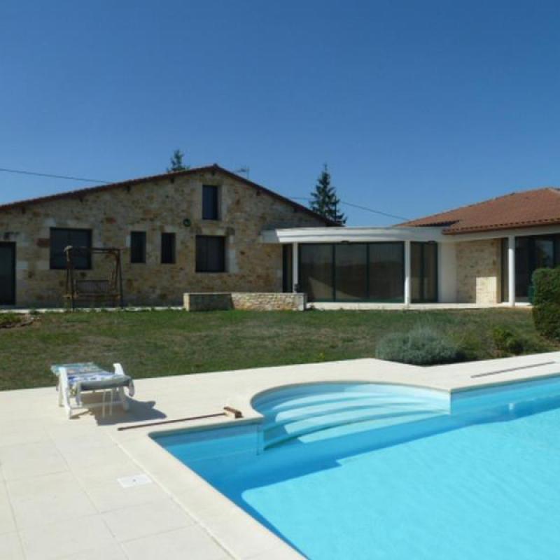 Vente maison de plain pied avec piscine - Garage beausejour la penne sur huveaune ...