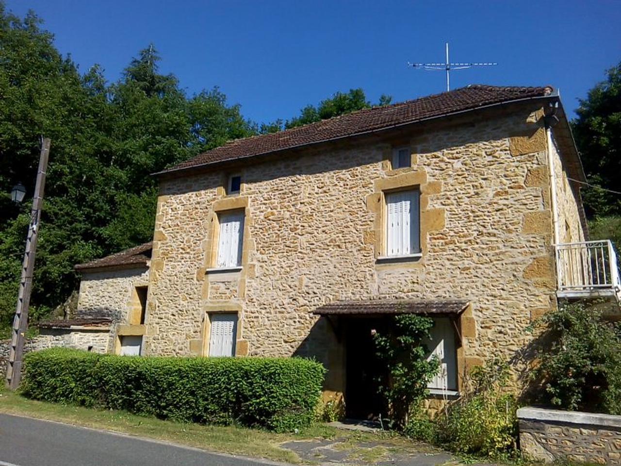 Vente maison en pierre apparente - Garage beausejour la penne sur huveaune ...